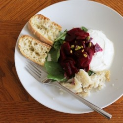 End of Summer Beetroot Salad