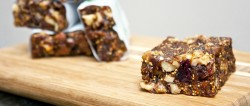 Fig Walnut Energy Bars Recipe
