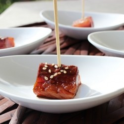For this tuna sticks sashimi all you need is…