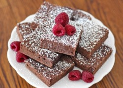 Fudge Brownies Guilt Free Recipe