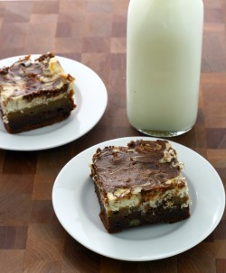 Hazelnut Tiramisu Brownies Recipe