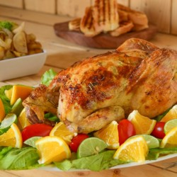 Herb and Citrus Roast Chicken