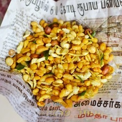 Indian Snack Mix Recipe
