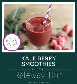 Kale Berry Smoothie