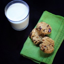 Kid Friendly Protein Cookies