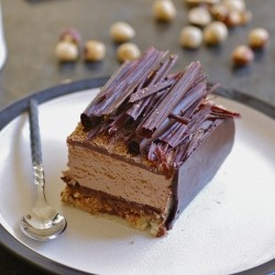 Milk Chocolate Dessert
