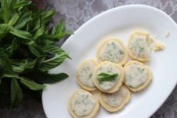 Mint Julep Cookies