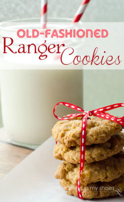 Ranger Cookies Recipe