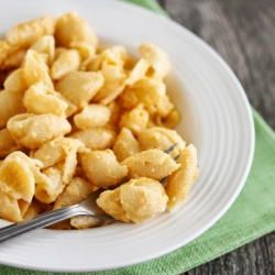 Reduced Fat Creamy Macaroni and Cheese