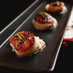 Scallops and Pearls