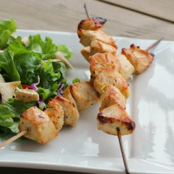 Shish Tawook it will end up on your…