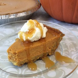 Shortcut Pumpkin Pie