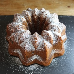Spicy Ginger Bundt Cake