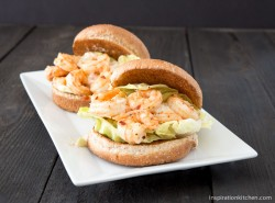 Spicy Shrimp Sliders Recipe