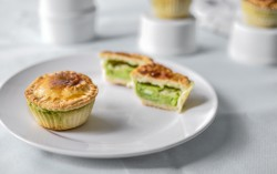 Spinach and Ricotta Mini Pies
