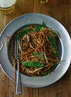 Stir-Fried Egg Noodles