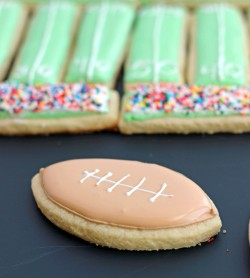 Sugar Cookie Football Stadium