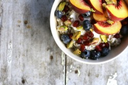 Summer Bircher Muesli
