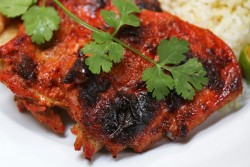 Tandoori Style Baked Chicken Recipe