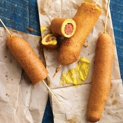Texas Corn Dogs Recipe