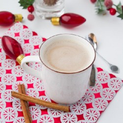 Vegan Eggnog Coffee Creamer