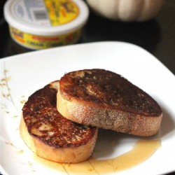 Vegan Stuffed French Toast