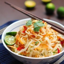 Vietnamese Papaya Salad