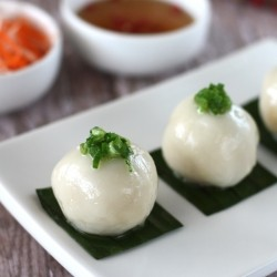 Vietnamese Sticky Rice Dumplings Recipe