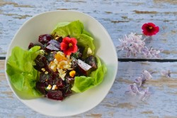 Beet and Dill Salad