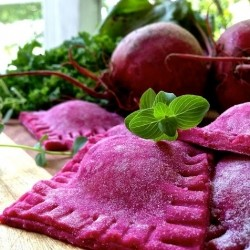 Beetroot Ravioli Recipe