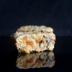 Brown Sugar Apricot Bars Recipe