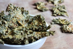Cheese Kale Chips Recipe