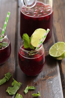 Citrus-Berry Sangria