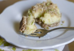 Creamy Key Lime Coconut Bars