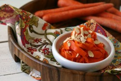 Curried Carrot Ribbon Salad