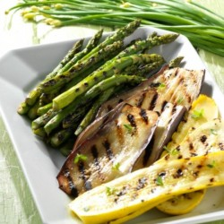 Delicious Grilled Summer Vegetables