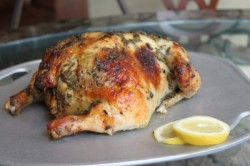 Dijon Herb Roasted Chicken
