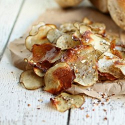 Everything Bagel Potato Chips