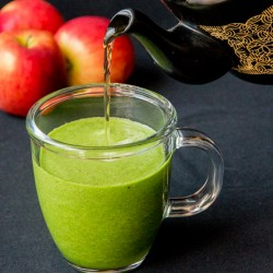 Hot Green Smoothie