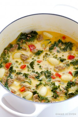 7-Ingredient Easy Zuppa Toscana