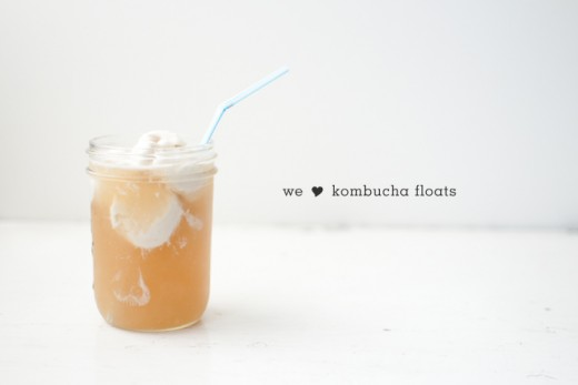 Kombucha Float Recipe