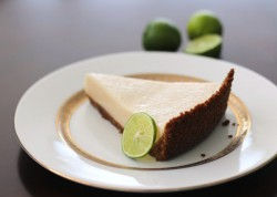 Low Cal Key Lime Pie