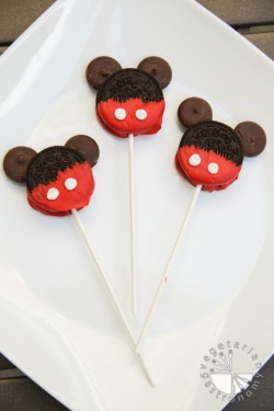 Mickey Mouse Pops Recipe