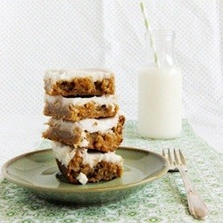 Naughty Cookie Bars