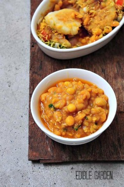 Ragda for Indian Chaat Recipe
