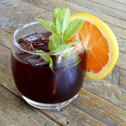 Sangria Basic Recipe