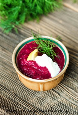 Scandinavian Beetroot Soup