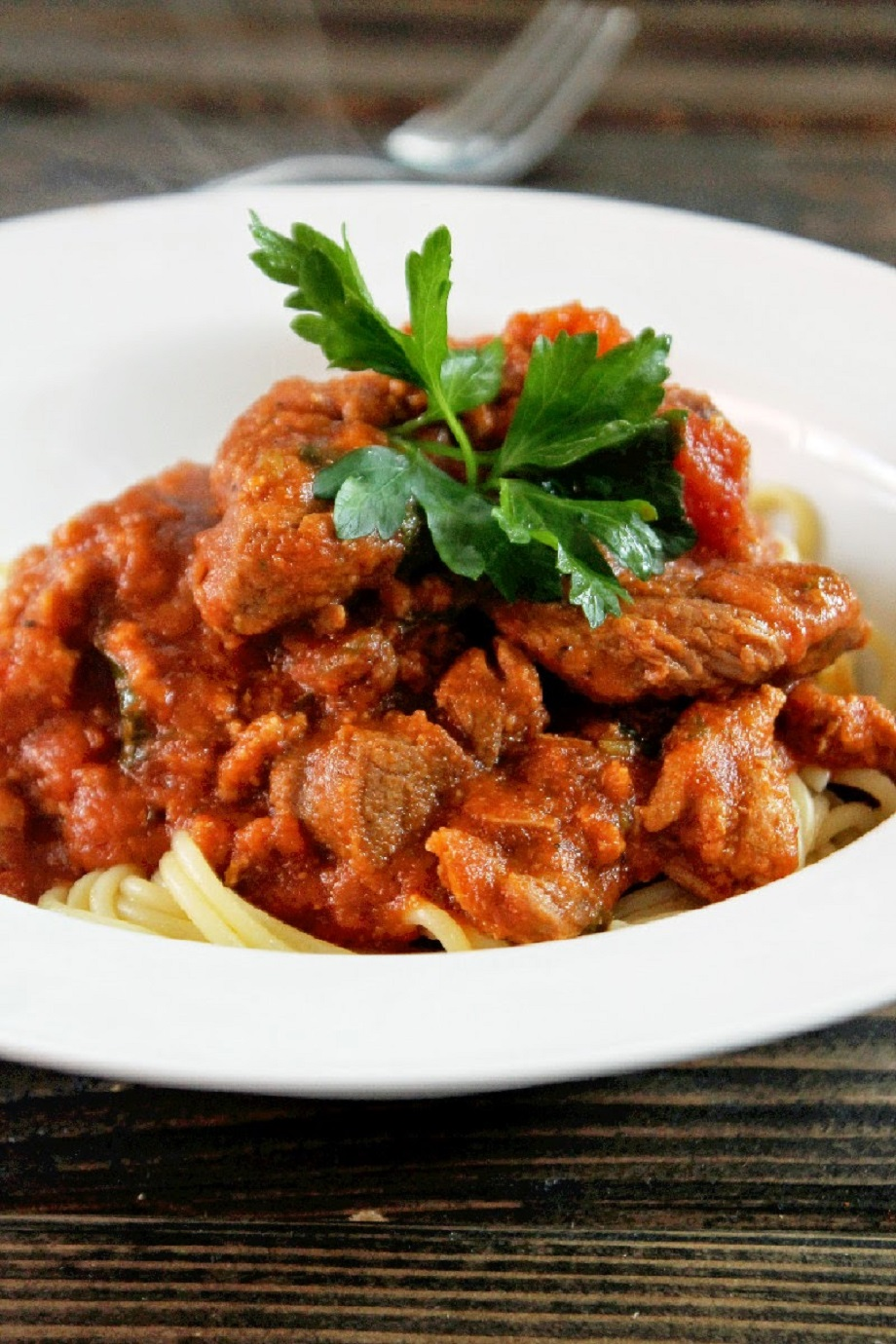 Slow Cooker Ragu with Roast