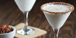 Sweet Potato Pie Martini