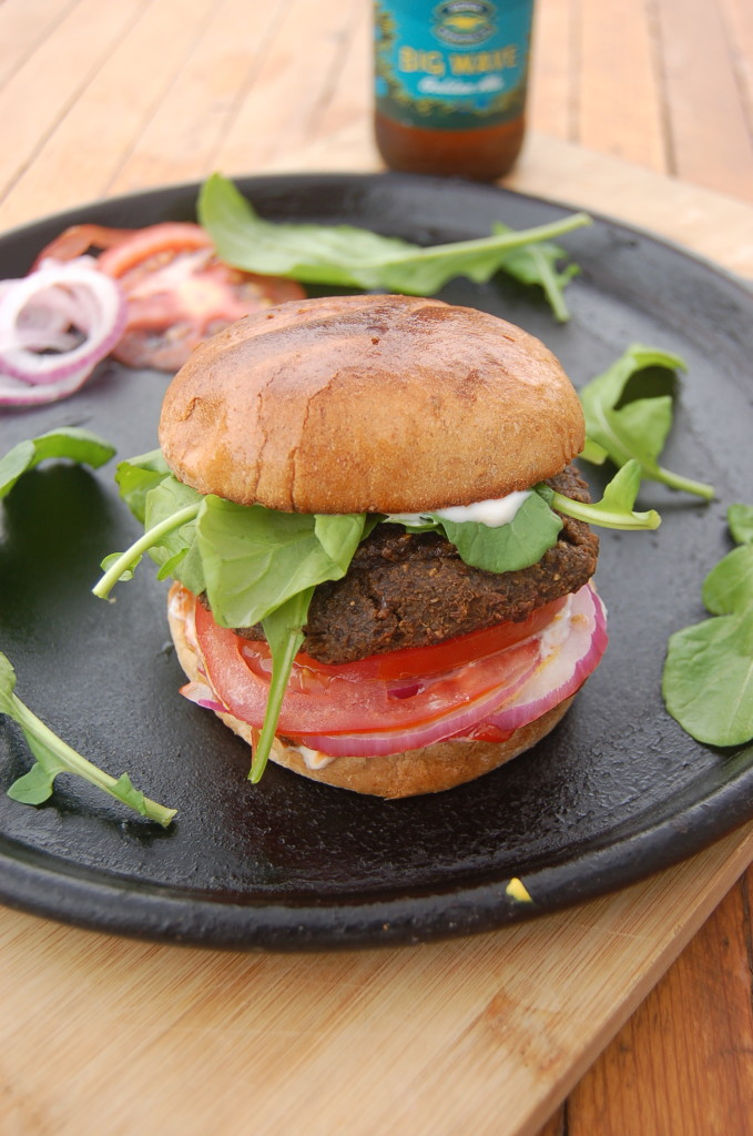 Vegan LAM Burger Recipe
